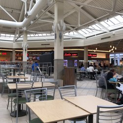 Whitemarsh Mall Food Court