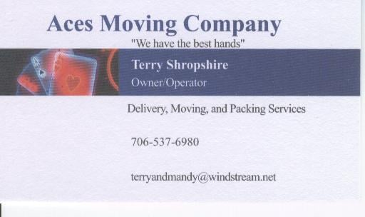 Aces Moving Company: Dalton, GA
