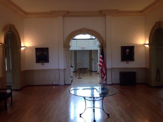 Foyer Area Near Me : Pennsylvania house landmarks historical buildings