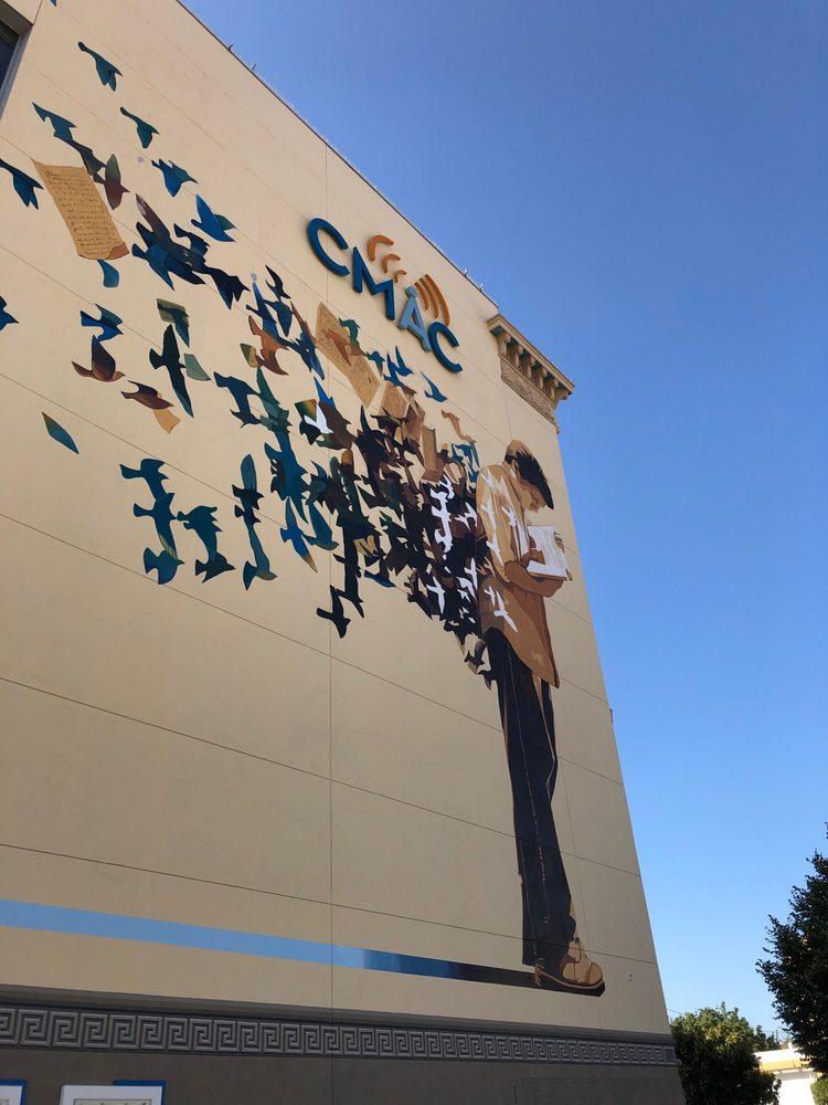 Community Media Access Collaborative - CMAC: 1555 Van Ness Ave, Fresno, CA