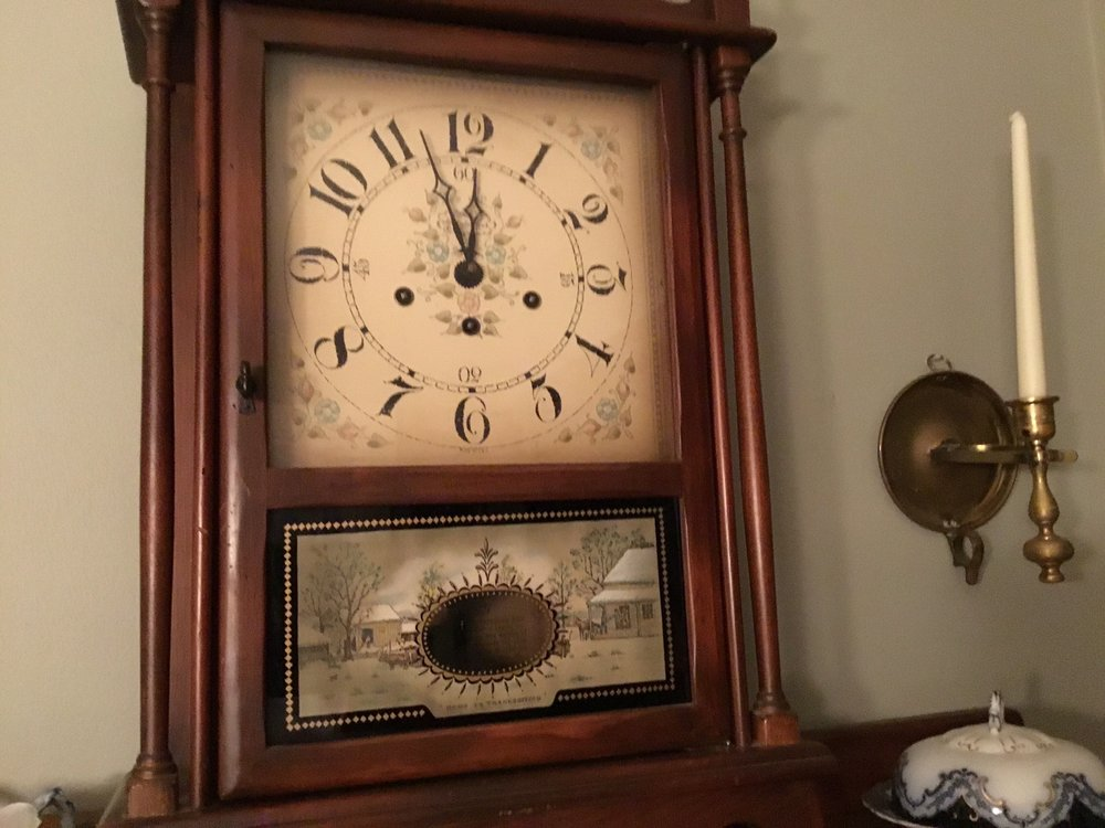 C R Notoris Clock & Coin: 11 W Court St, Doylestown, PA