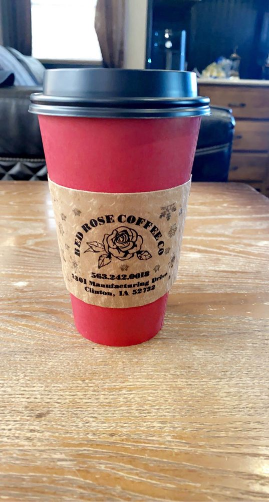 Red Rose Coffee: 2275 Manufacturing Dr, Clinton, IA