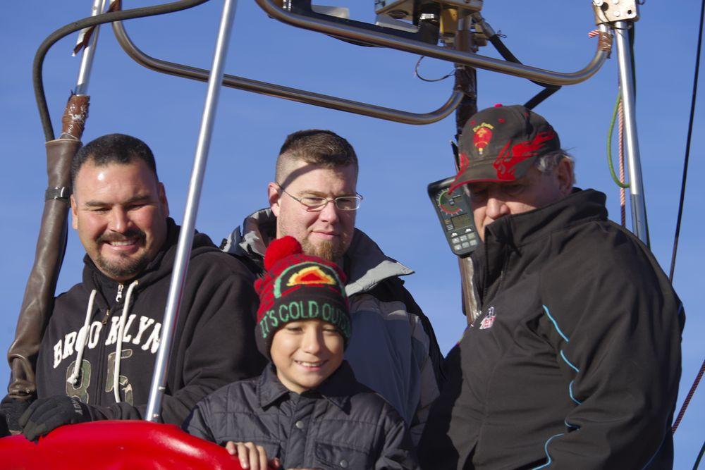 Hot Air Balloonatics: Angel Fire, NM