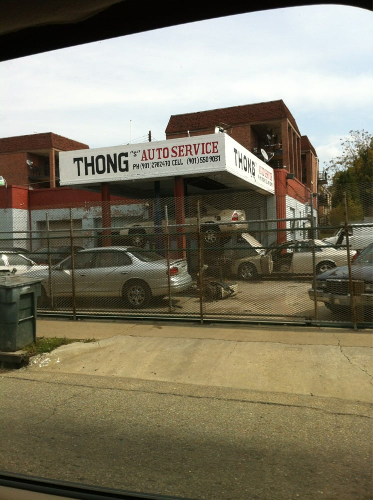 Thong's Auto Repair