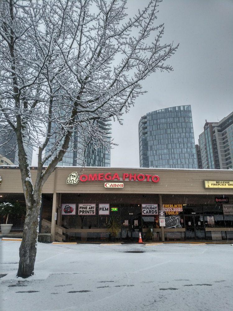 Omega Photo: 210 105th Ave NE, Bellevue, WA