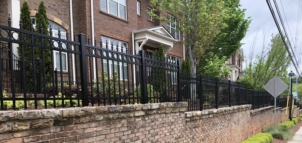 All Advanced Fence: 1680 Meredith Park Dr, Mcdonough, GA