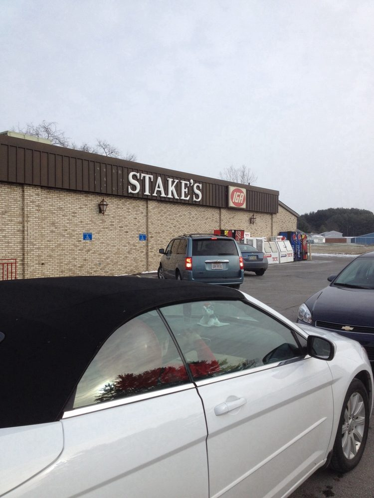 Stake's Iga: 430 N Jefferson St, Loudonville, OH