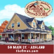 Common Man Company Store: 59 S Main St, Ashland, NH