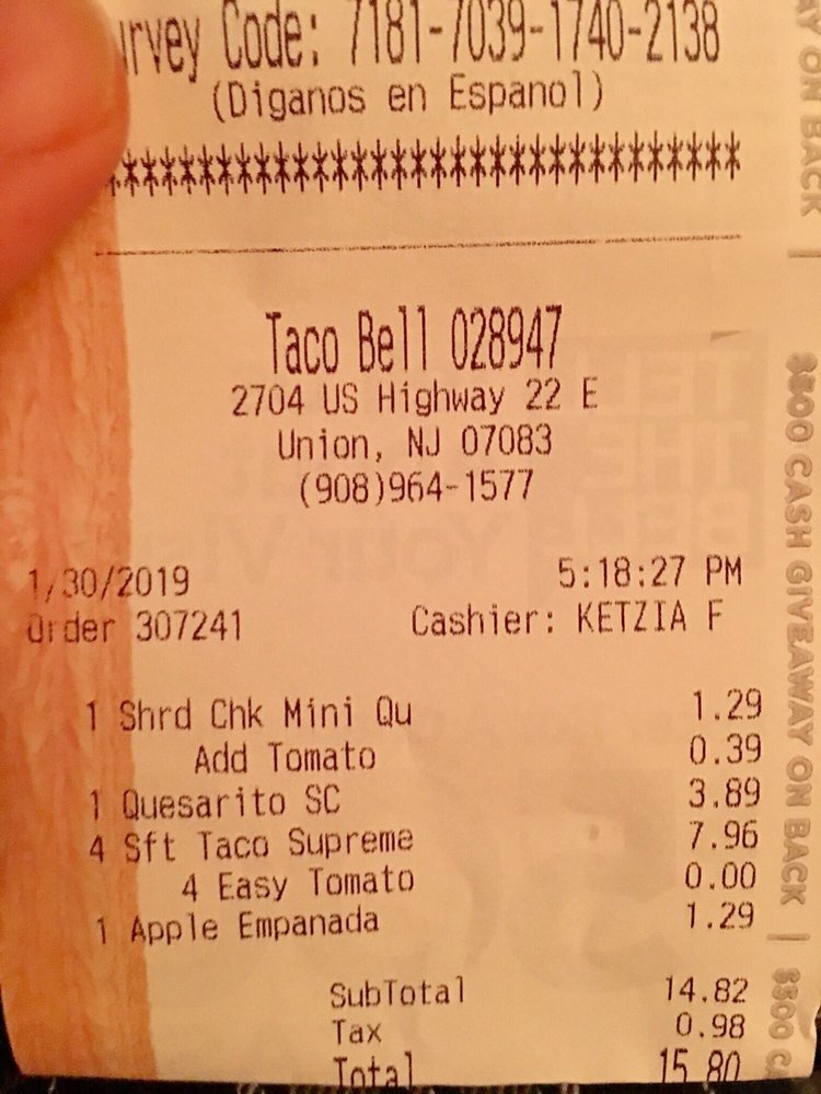 Taco Bell - (New) 20 Reviews - Mexican - 425 Route 22