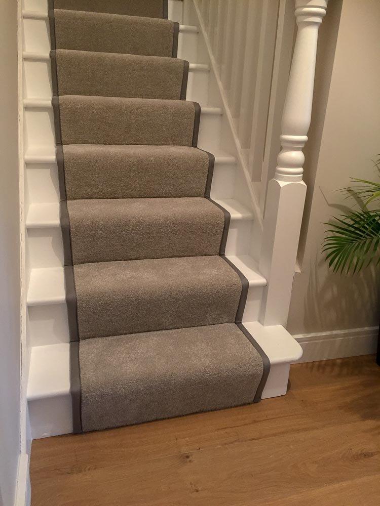 Photo Of Dublin Carpet Binding   Clondalkin, Co. Dublin, Republic Of  Ireland.