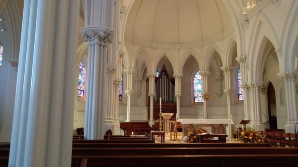 Saint Thomas Of Villanova Church 800 Lancaster Ave Villanova Pa