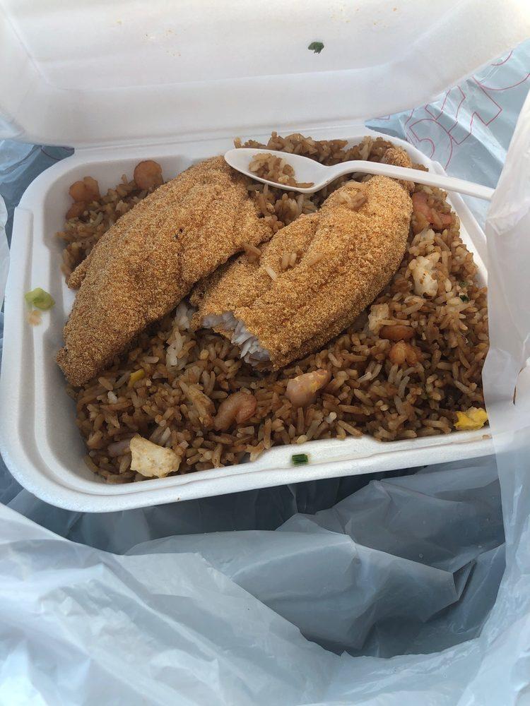 Lee's Seafood: 1002 S Hopkins St, New Iberia, LA