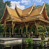 Photo Of Olbrich Botanical Gardens   Madison, WI, United States. The Thai  Pavilion