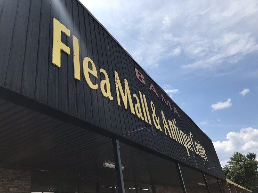 Bama Flea Mall & Antique Center: 1605 Ashville Rd, Leeds, AL
