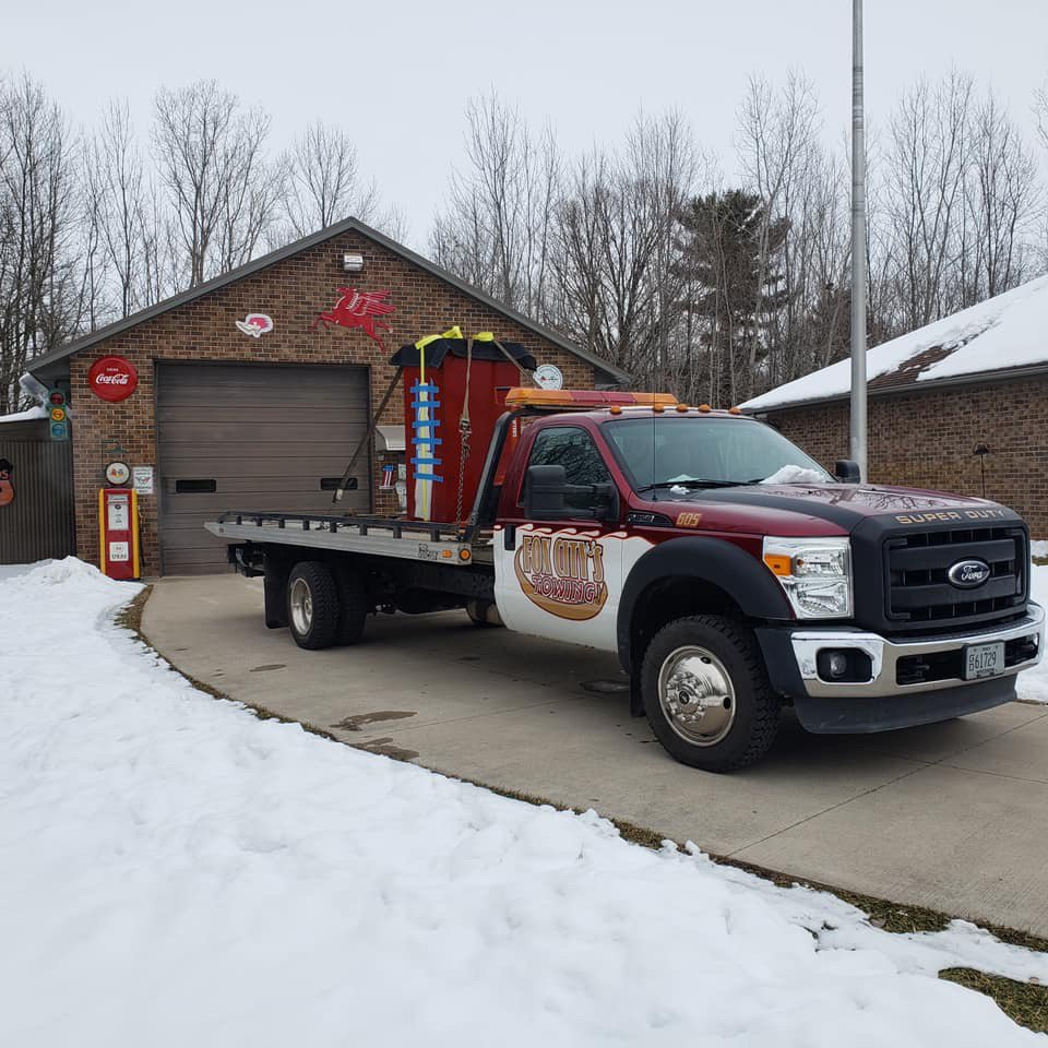 Towing business in Appleton, WI
