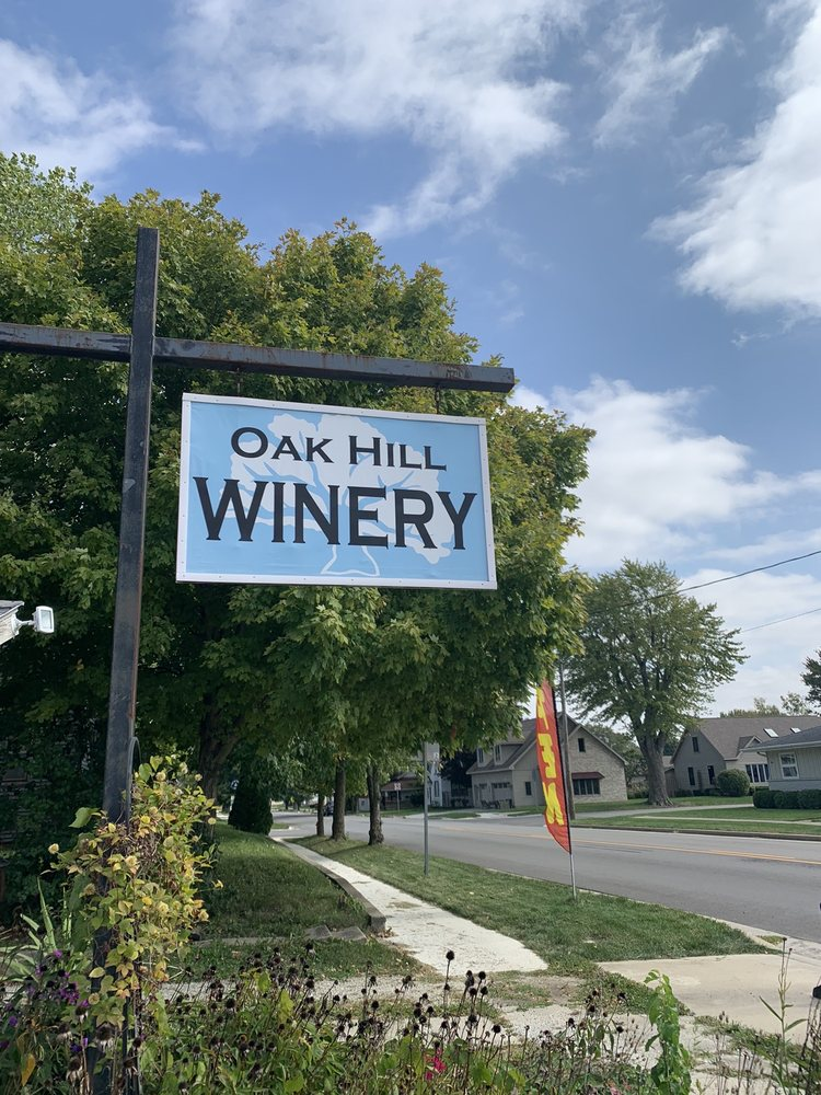 Oak Hill Winery: 111 E Marion St, Converse, IN