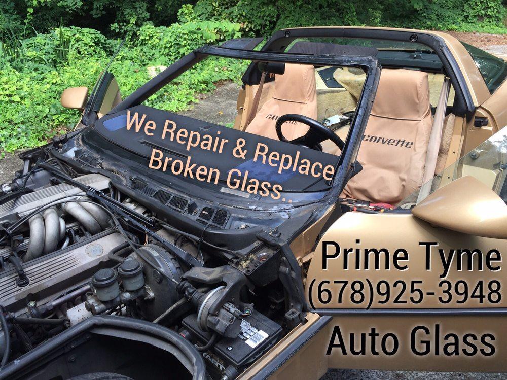 Prime Tyme Auto Glass: Carrollton, GA