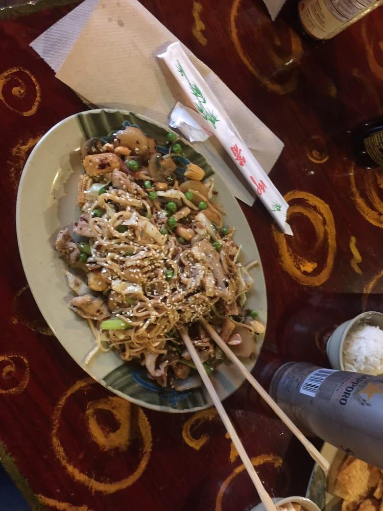 Khan's Mongolian Barbeque