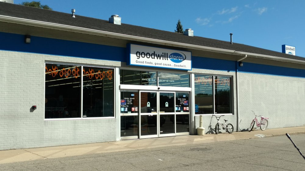 goodwill stores business case We turn donations into jobs your generous donations to goodwill make a big difference for local people struggling with unemployment.