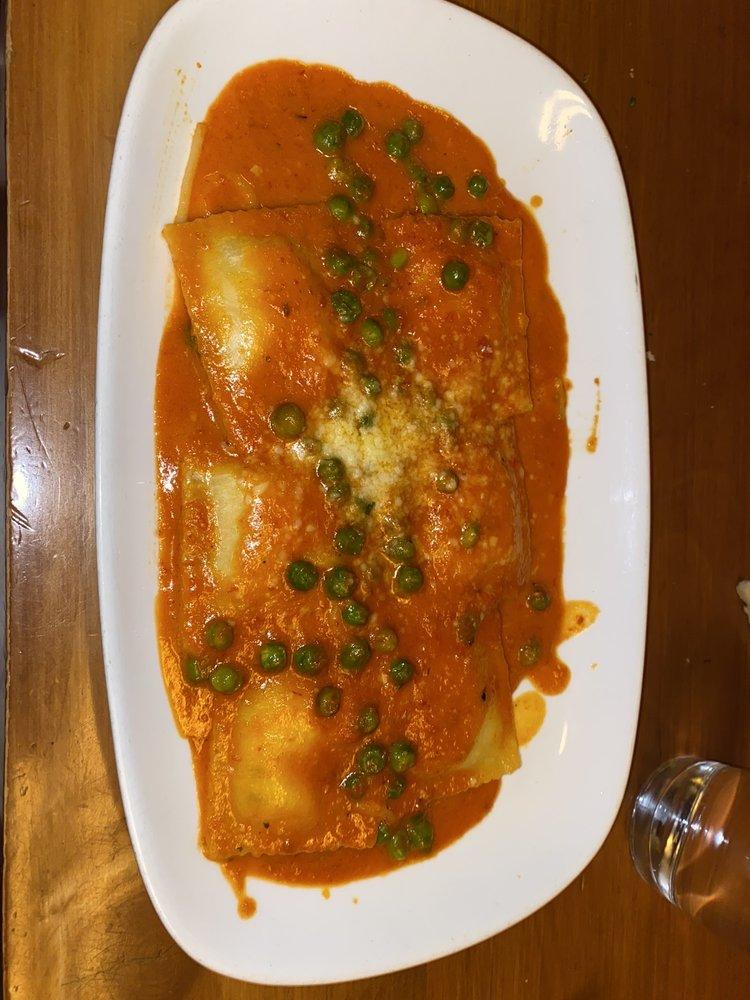 Food from Modern Brava Trattoria