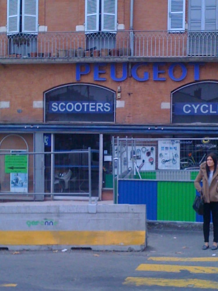 Peugeot Scooters Lious Et Cie Concessionnaire