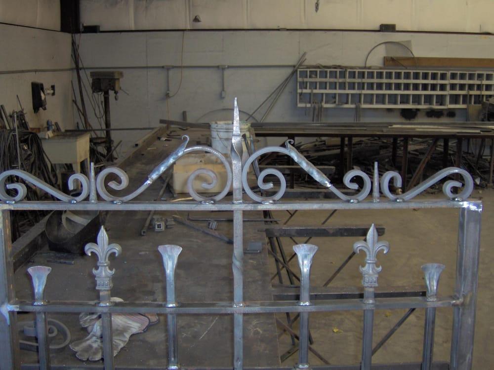 Weldcraft Iron Works: 1636 Peach Pkwy, Fort Valley, GA