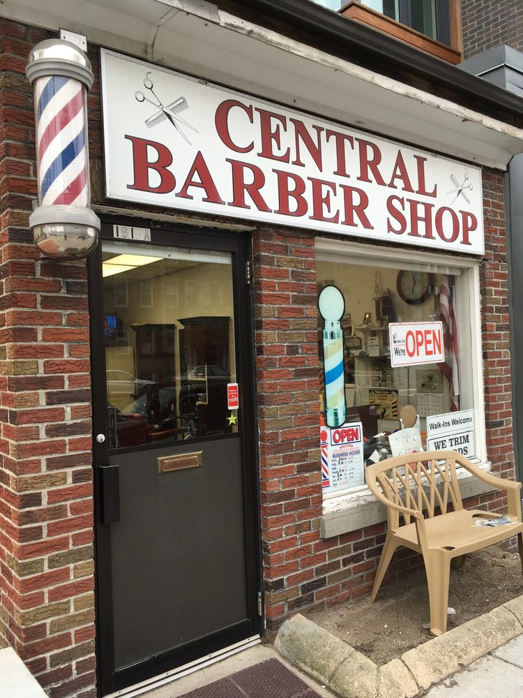 Central Barber Shop 17 Reviews Barbers 1617 Massachusetts Ave