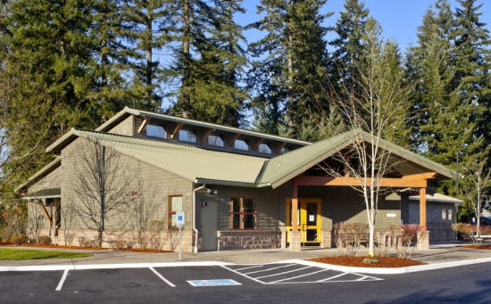 Granite Falls Library: 815 East Galena, Granite Falls, WA