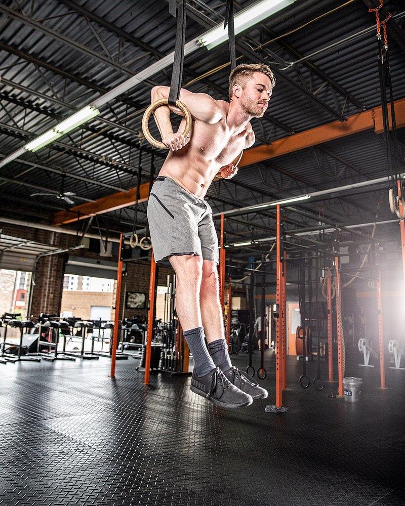 Ultimate CrossFit