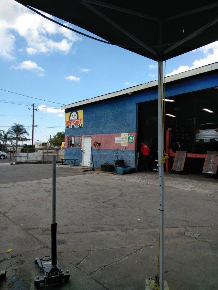 Herrera's Tire Shop: 24450 Hwy 74, Perris, CA