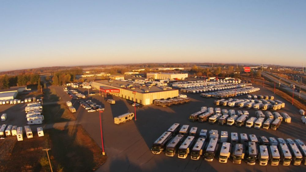 Pleasureland RV Center - St Cloud: 25064 Augusta Dr, St Cloud, MN