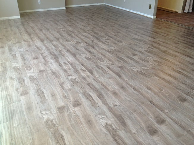 handscraped high quality 12mm laminate hardwood kingsmen gray photo by vama project yelp. Black Bedroom Furniture Sets. Home Design Ideas