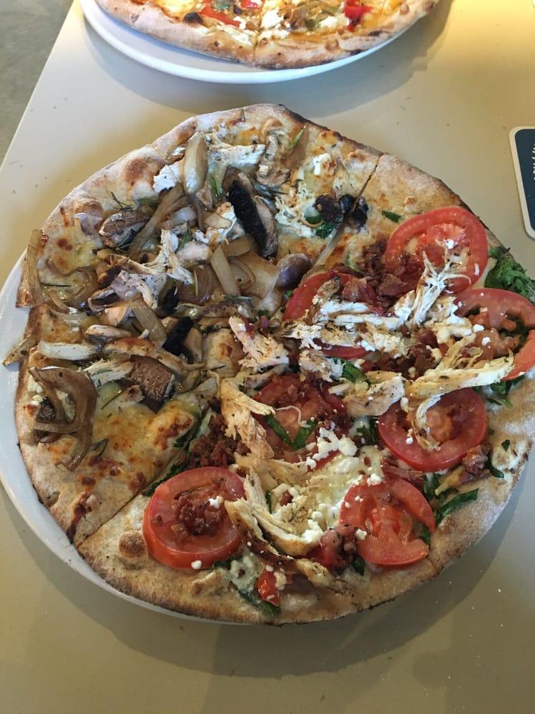 Brixx Wood Fired Pizza Virginia Beach Va