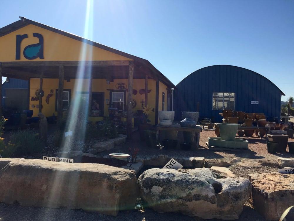 RA Desert Garden Center and Materials