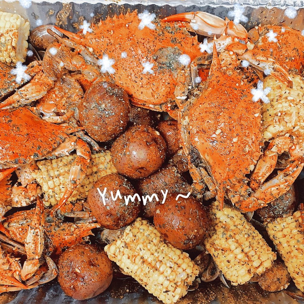 The Tangy Crab: 3366 Corunna Rd, Flint, MI