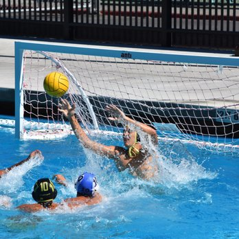 Three-team water polo practice is chaos | Water polo ... |Mountain View Water Polo