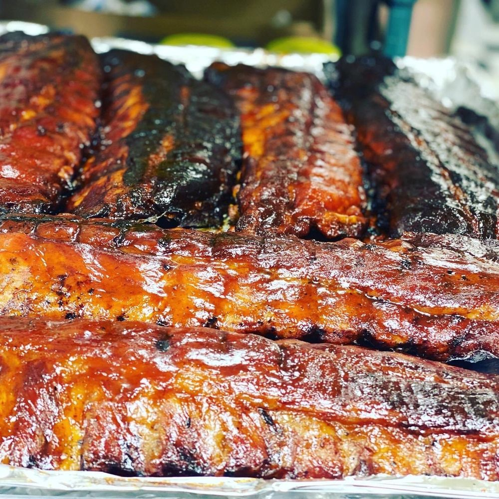 Taylor's BBQ: 720 E College Ave, Salisbury, MD