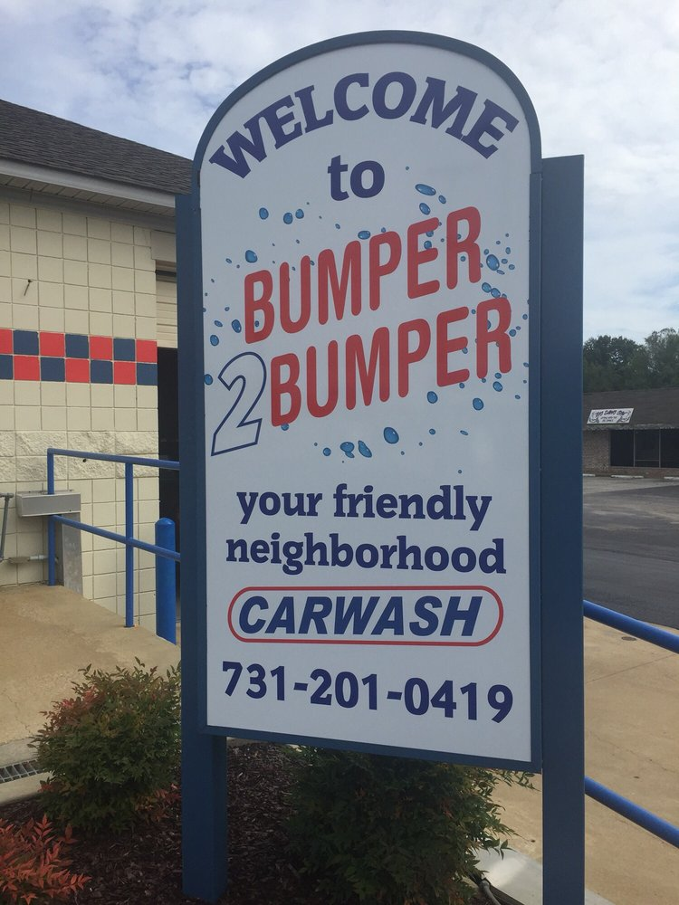 Bumper to Bumper Car Wash: 5120 S 1st St, Milan, TN