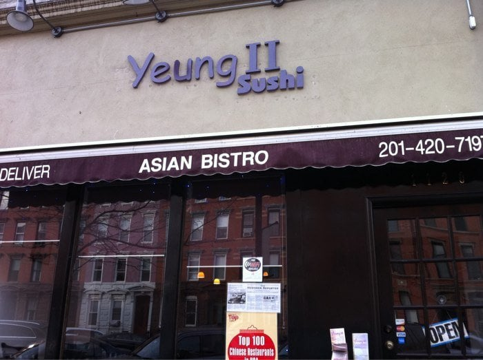 Store front yelp for Asian cuisine hoboken nj