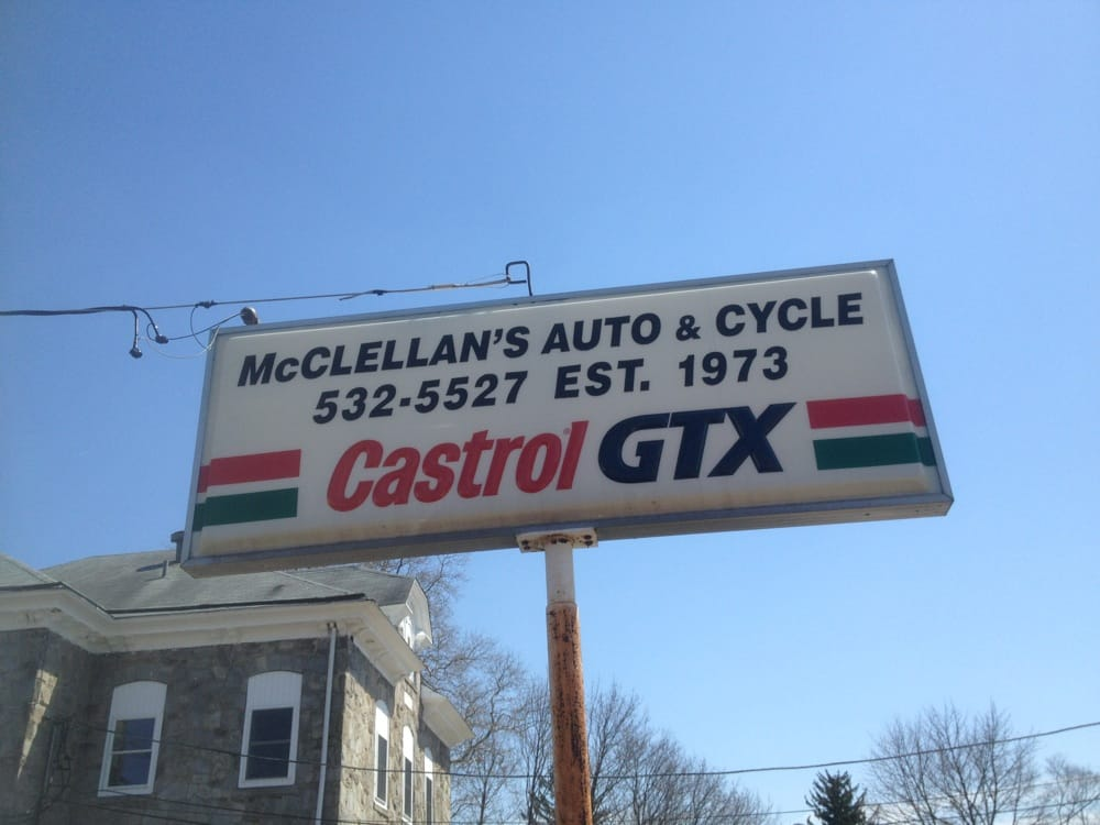 McClellan's Auto & Cycle Repair