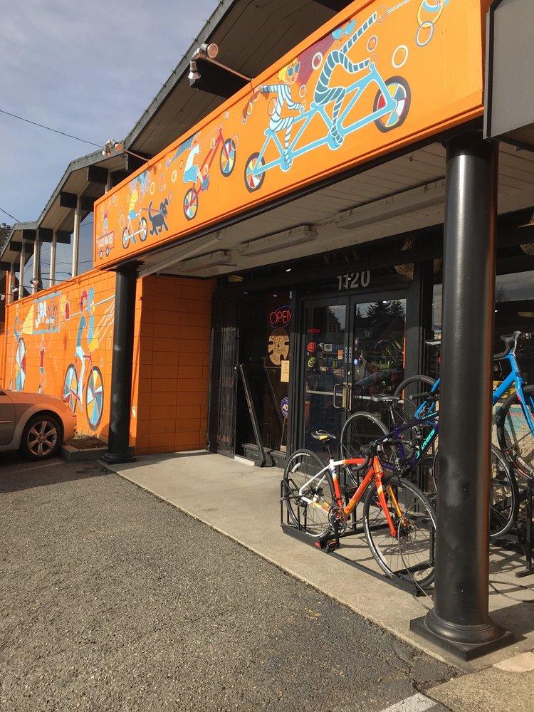 JRA Bike Shop