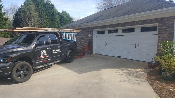 On Track Garage Doors Garage Door Services Hwy 81 Loganville