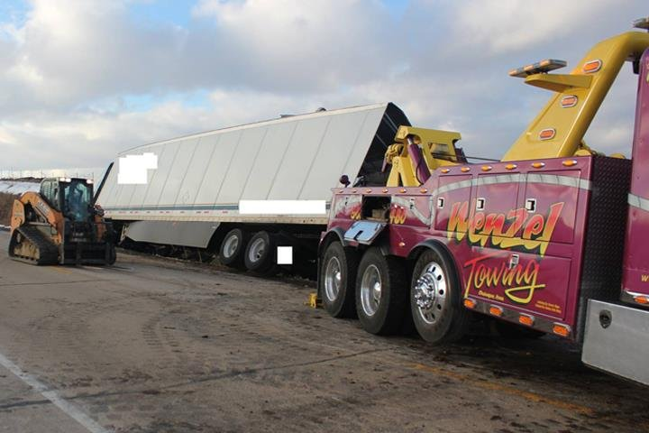 "Wenzel Towing ""The Original"": 3197 Hughes Ct, Dubuque, IA"