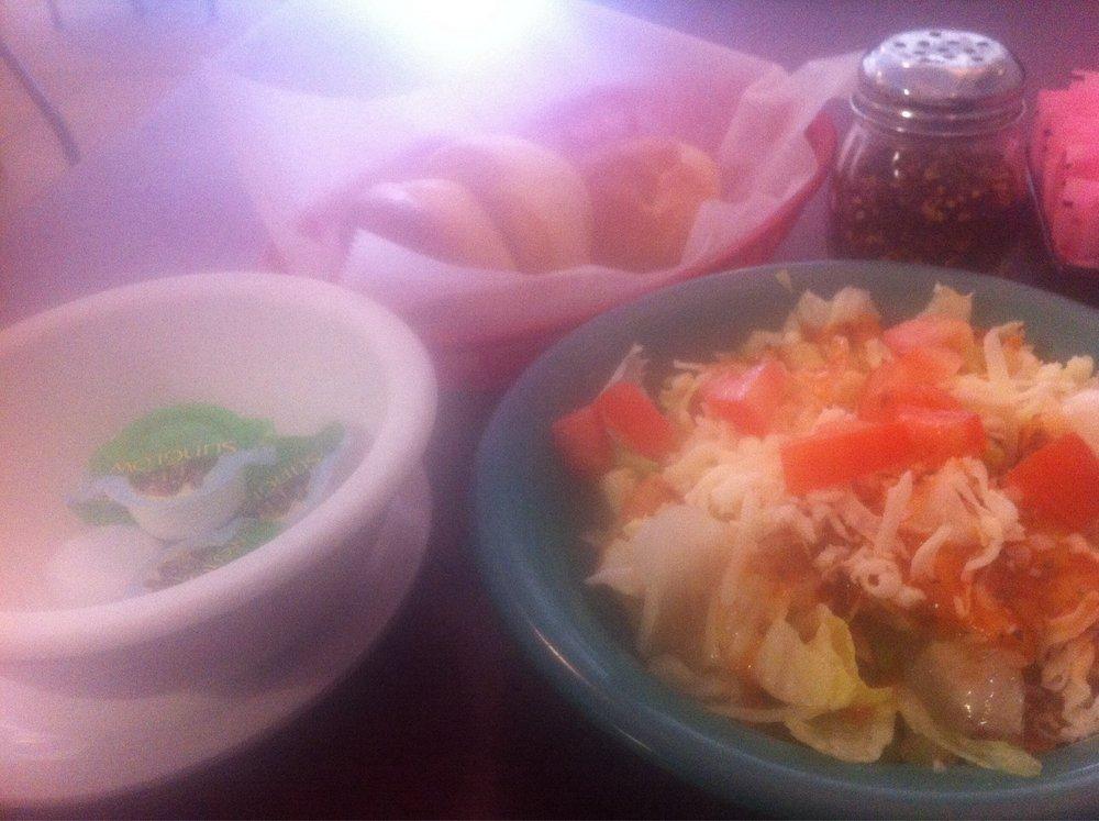 Luigi's Italian Restaurant: 351 E Court St, Atoka, OK