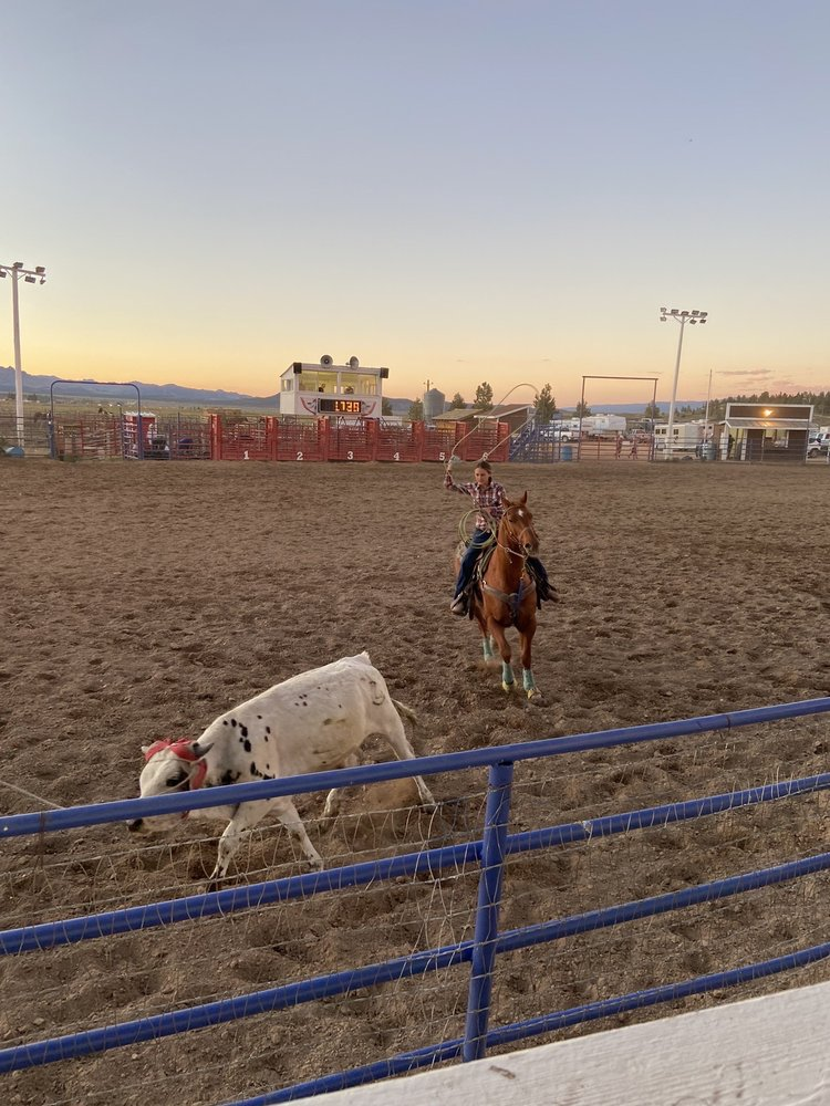 Bryce Canyon Country Rodeo: 26 S Main St, Bryce Canyon, UT