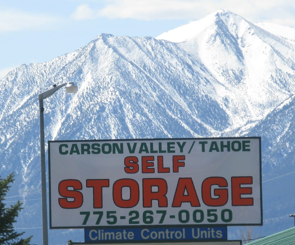 Carson Valley/Tahoe Self Storage