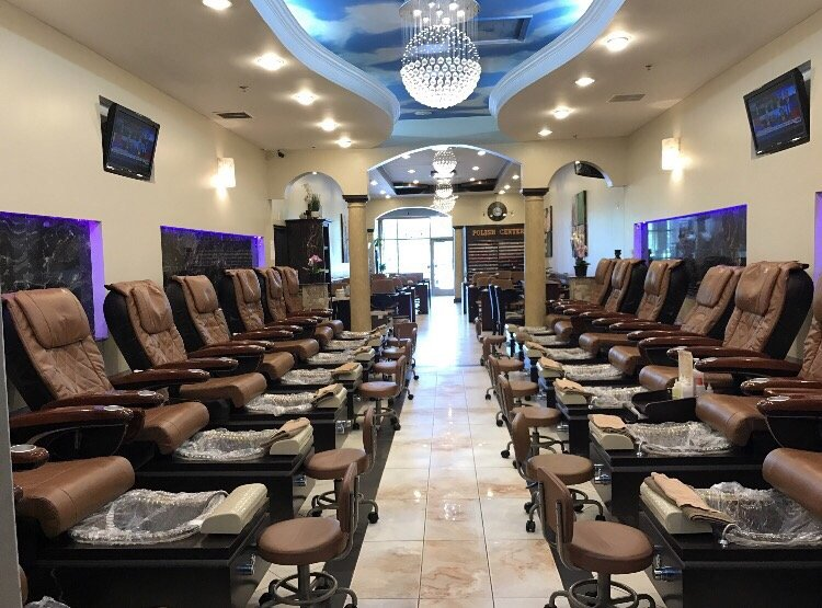 They use the liners for pedicure chair too, it super clean - Yelp