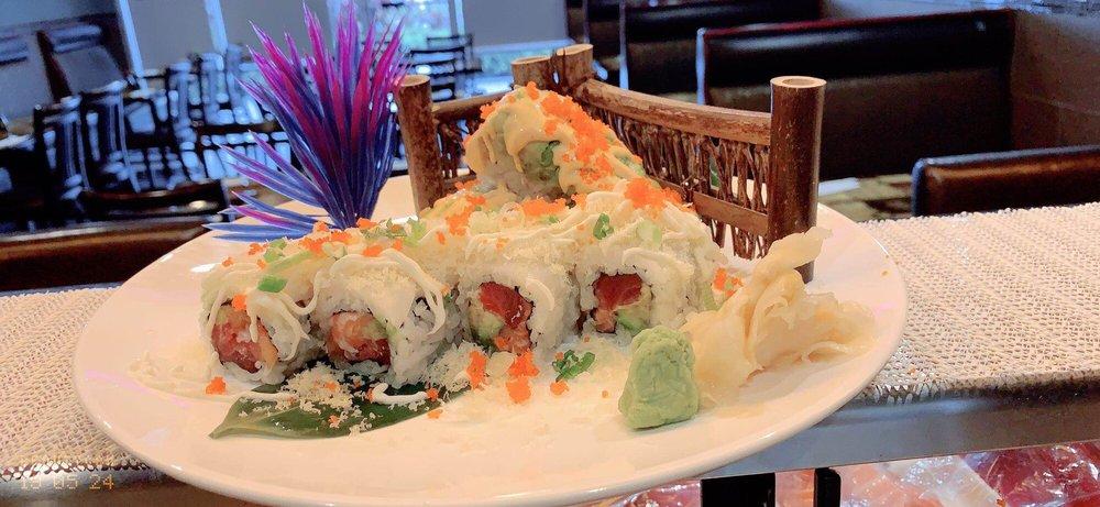 Ikura Sushi & Hibachi: 7538 S Federal Hwy, Port St. Lucie, FL