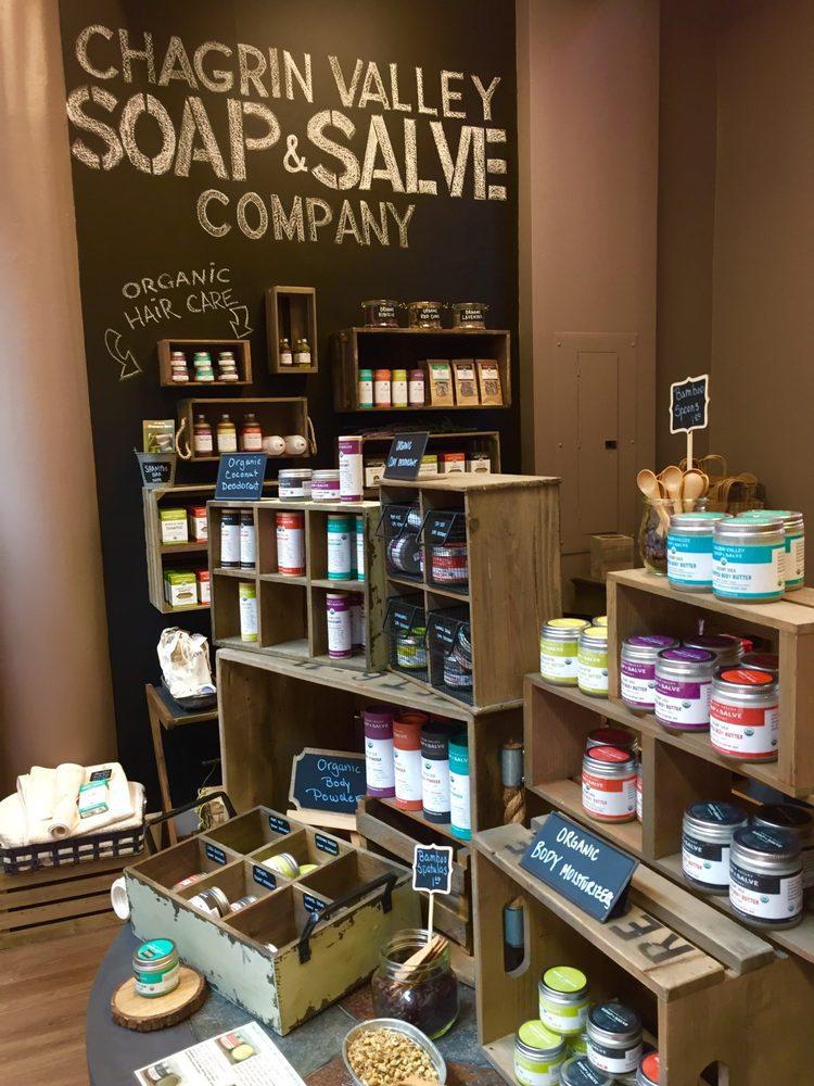 Chagrin Valley Soap & Salve - (New) 12 Photos - Cosmetics