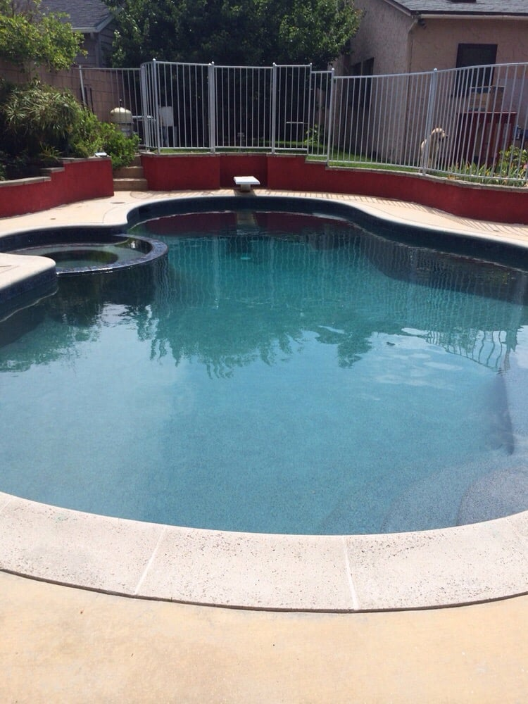 Pool Filled Also Tile Was Replaced By Jose Yelp
